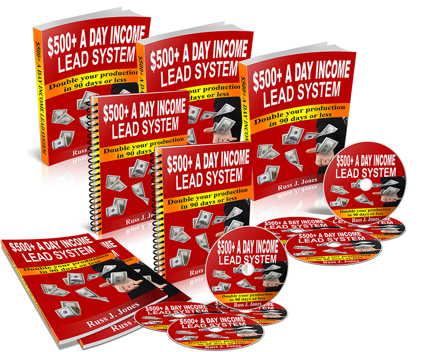 Leads for 500+ A day